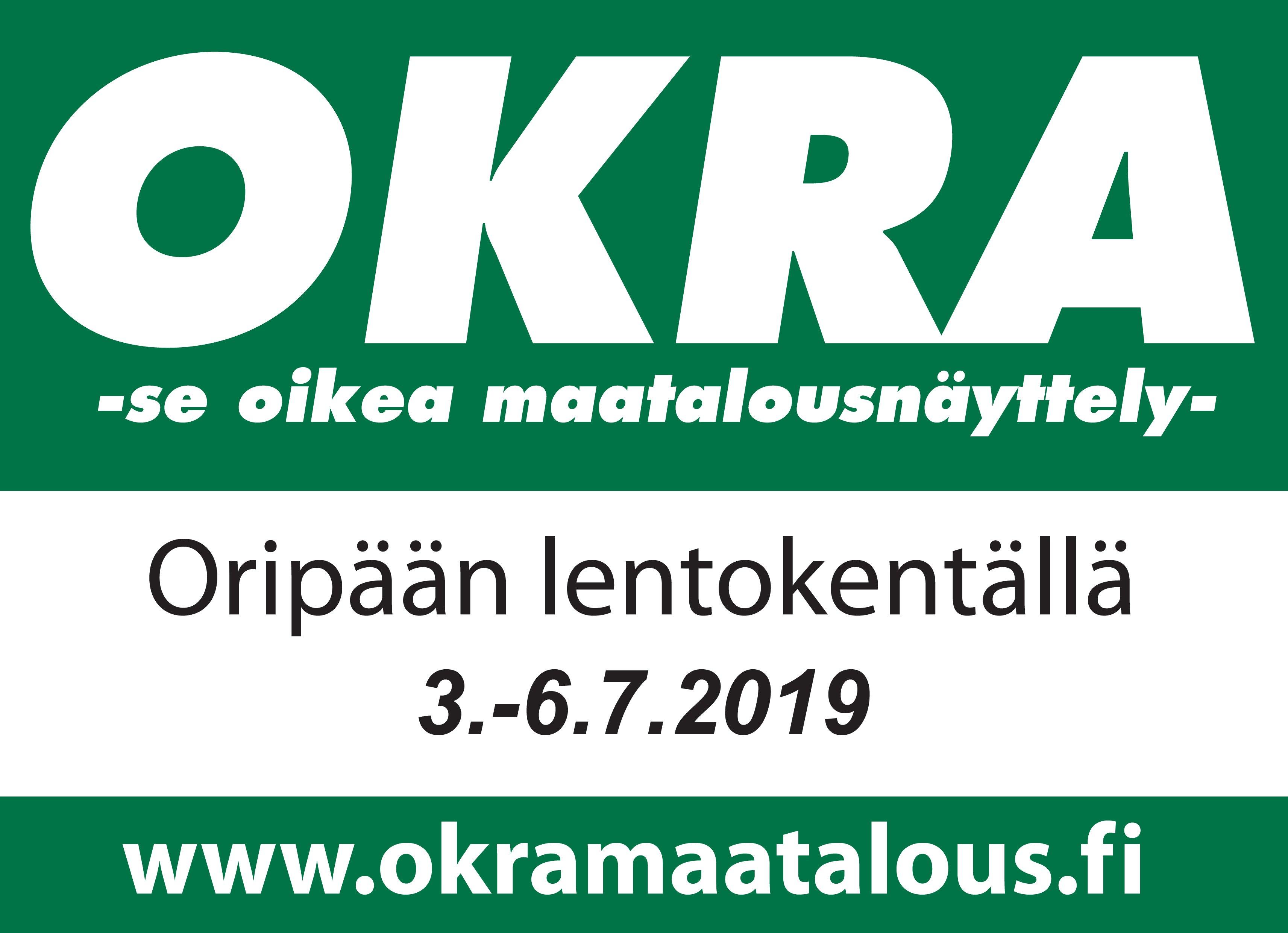 Okra - se oikea maatalousnäyttely